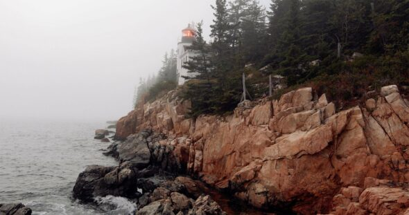 Acadia National Park Lighthouse